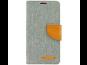 Pouzdro Canvas pro Nokia Lumia 535 šedá (BULK)