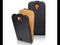 Pouzdro Forcell Slim 2 Flip pro Samsung Galaxy Core 2 (SM-G355) černá