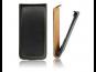 Pouzdro ForCell Slim Flip pro Samsung Galaxy A3 (SM-A300) černá