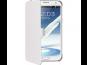 Pouzdro Samsung ETUISMN7100W typu flip pro Galaxy Note 2 N7100 bílá