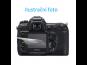 ScreenShield Nikon Coolpix L120 Fólie na displej