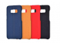 USAMS Joe Zadní Kožený Kryt Red pro Samsung G950 Galaxy S8